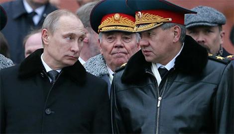 В России произошел военный переворот, власть захватил Шойгу, а Путин…