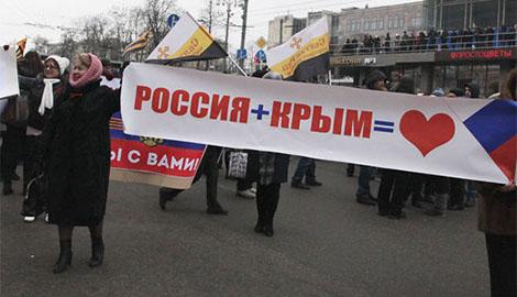Фильм «Крым — путь на родину» показал, что против РФ нужно вводить новые санкции — МИД Литвы
