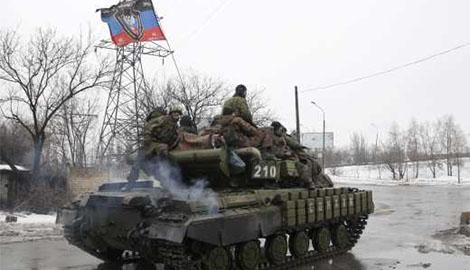 Алчевск наводнили «потрепанные» после Дебальцево войска РФ
