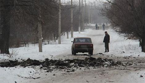 Местные жители: Донецк и Широкино снова накрыли минометным огнем…