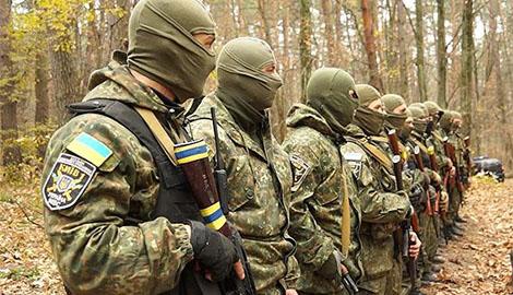 """Украинских спецназовцев бесит бездарность украинских """"хенералов"""""""
