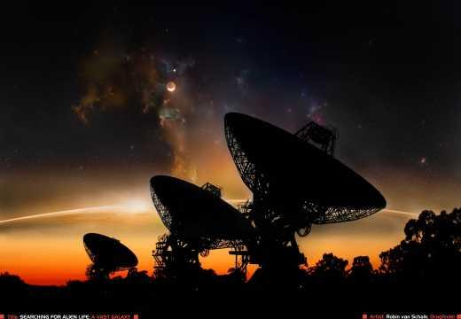 Сет Шостак, директор SETI: должны ли мы соблюдать тишину в космосе?Should we keep quiet in space?