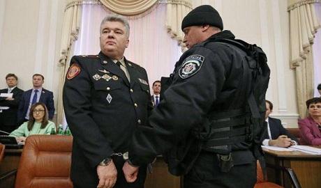 Корчилава: «Хотели арестов? — Получите и не нойте!»
