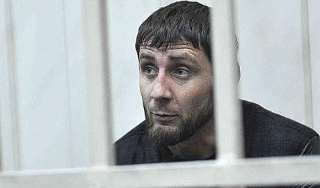 """Дадаев: """"Я не убивал Немцова, показания выбивали побоями и шантажом"""""""