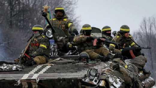 Подарок Путину к празднику: Террористические войска РФ готовят наступление на Пески в ночь на 8 марта