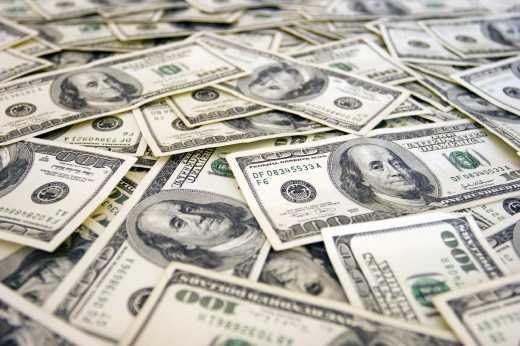 Украину ждет помощь от МВФ в размере 40 млрд долларов