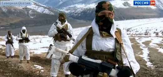 Экс-бойцы спецназа ВСУ, что изменили присяге несут службу в горах Кавказа