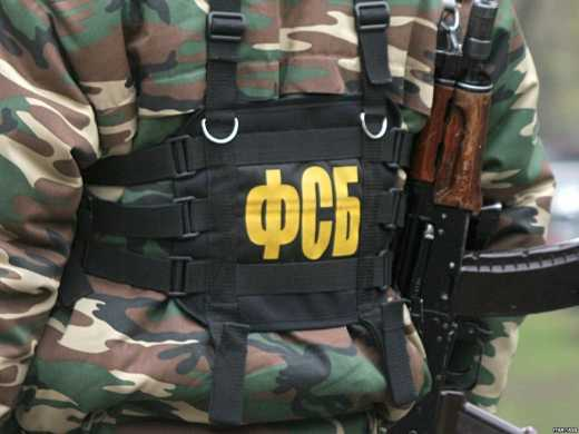 Оккупация Донбасса проходит под флагами директора ФСБ