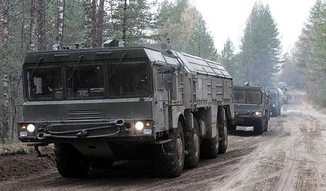 «Отступление» — Путин выводит «Искандеры» из Калининградской области