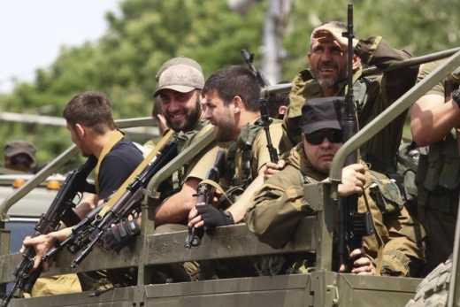 Боевики «ДНР» решили опустить на деньги кадировских наемников