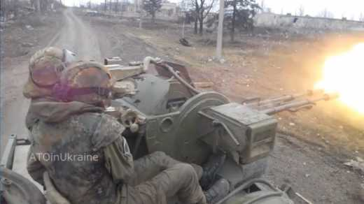 Боевики утром продолжили обстрелы, которые не прекращались и ночью