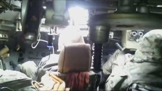 """Украинские танкисты на учениях в Германии навели шуму и показали, кто в Европе """"хозяин"""""""