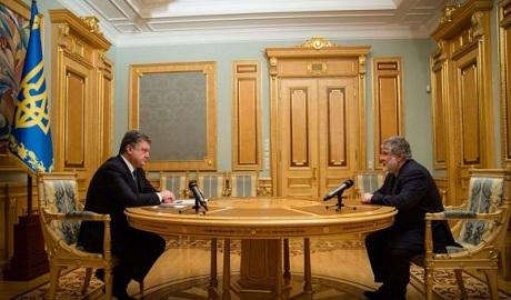 Порошенко предложил Коломойскому пост премьер-министра – российский политик