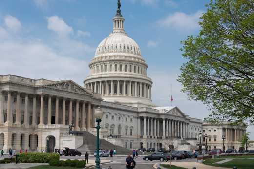 Конгресс США принял резолюцию о поставках летального оружия в Украину.The US Congress passed a resolution on the supply of lethal weapons in Ukraine.