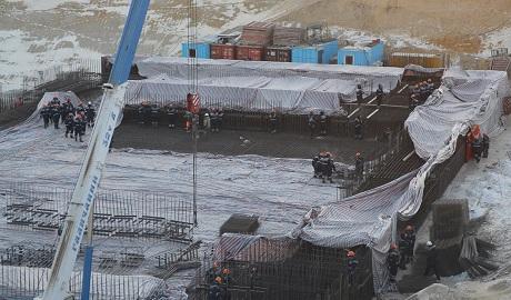 """Строительство российского космодрома """"Восточный"""" отключат от электричества за неуплату"""