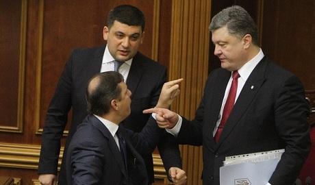 Ляшко извинился перед президентом ВИДЕО