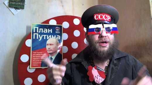 Ватный житель Симферополя мочит: Китай поддерживает РФ незримо и интуитивно