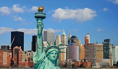 В 2015 году ВВП Нью-Йорка превысит ВВП всей России
