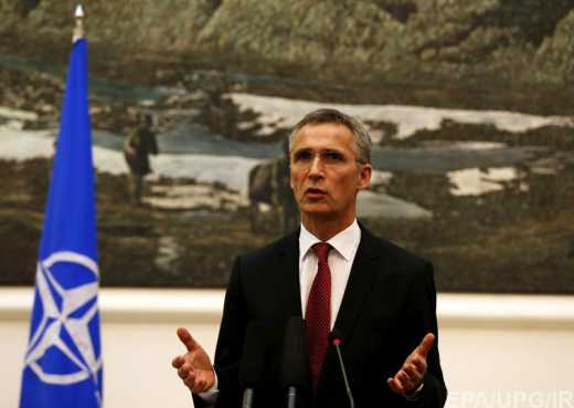 НАТО готово рассмотреть заявку Украины на вступление в альянс, – Йенс Столтенберг