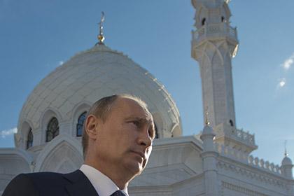 Путин принял Ислам: Чтобы не отставать от тренда последних дней, одно из изданий выдвинуло свою версию исчезновения Путина
