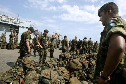 Британские военные начали делиться опытом с Украинцами: В Николаеве бойцы ВСУ пройдут двухмесячные курсы