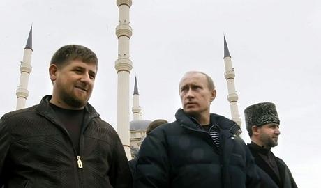 Путин «пошел в атаку» — в розыск объявлен советник Кадырова
