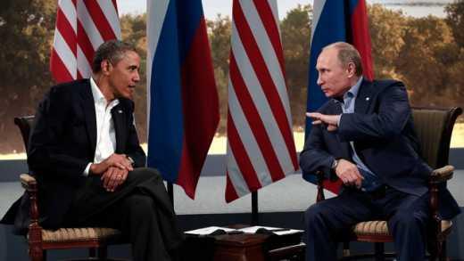 Путин угрожает Обаме третьей мировой, в случае предоставления Украине оружия