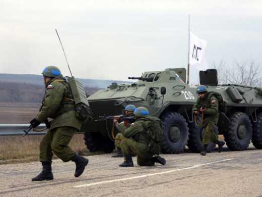 Молдова желает объявить войска РФ, находящиеся на территории Приднестровья, вне закона