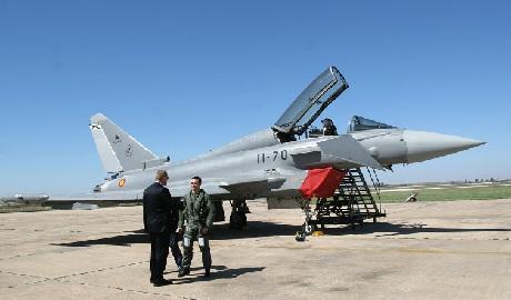 Истребители НАТО проводят учения в Эстонии