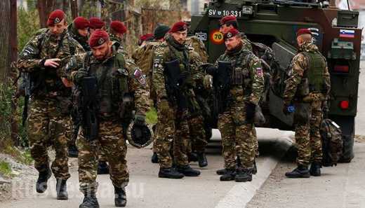 Сербия подписала партнерскую программу с НАТО и уже в 2020 году станет полноправным участником альянса