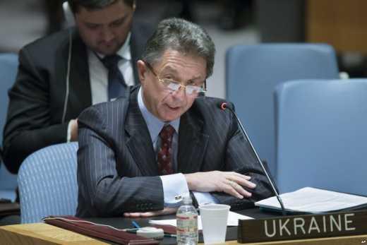 Постпред Украины при ООН заявил, что с радостью заехал бы по харе Чуркину, если бы не профессиональные нюансы