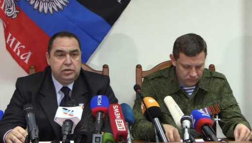 Порошенко готов вести диалог с Плотницьким и Захарченко, как представителями Донбасса, но после выборов