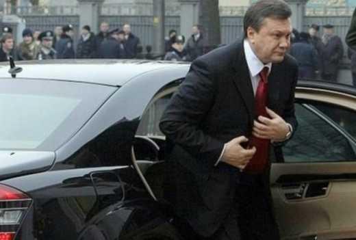 Украинский спецназ имеет мандат, чтобы наказать Януковича