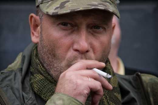 Бойцы ВСУ оцепили базу Правого сектора, Ярош заявил о серьезной угрозе