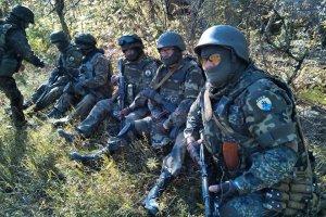 Украинские силовики сорвали наступление террористических войск на Широкино