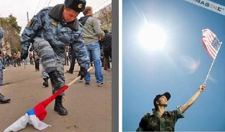 Блогер пояснил, в чем основное отличие США  и РФ, которое погубит россиян