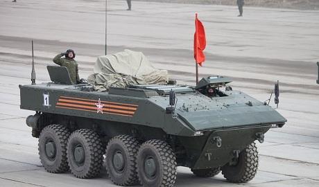 Новейшие российские БТРы оказались ворованным старьем Западного ВПК ФОТО