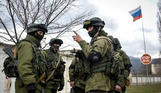 Ранили офицера и взламали склад с оружием: В Новоазовске бунт русских солдат
