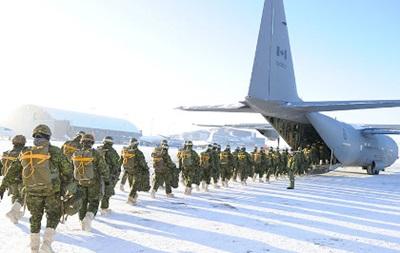 Канада направляет в Украину свой военный контингент