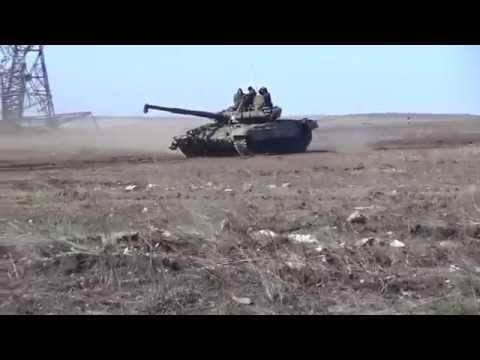«Военторг»: на вооружении боевиков Донбасса новейший чешский танк ВИДЕО