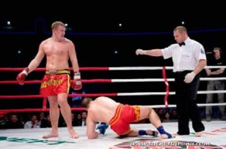 В Одессе убили мастера спорта по тайландскому боксу Сергея Лащенко (ФОТО)