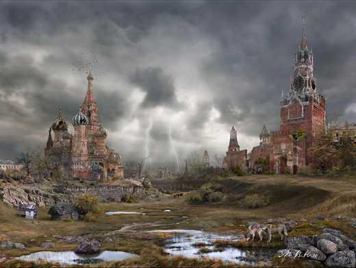 До развала России осталось меньше двух лет