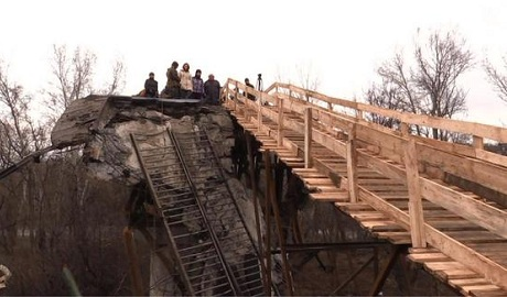 «Почти проект Керченского моста» ФОТО
