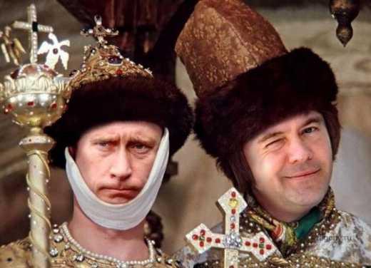 А царь-то ненастоящий, или черная полоса Путина