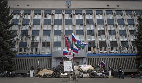 В «ЛНР» будут праздновать «День взятия СБУ»