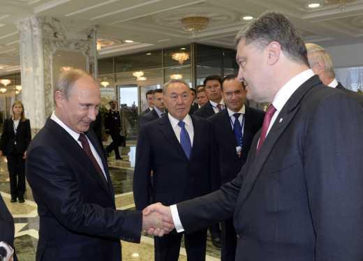 Порошенко предлагал забрать Донбасс в состав РФ, но я отказался, — Путин