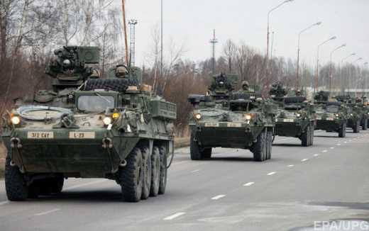 Войска США, что сейчас перебрасываются в ЕС – разминка перед реальным военным усилением стран-членов НАТО, которое намечено на сентябрь