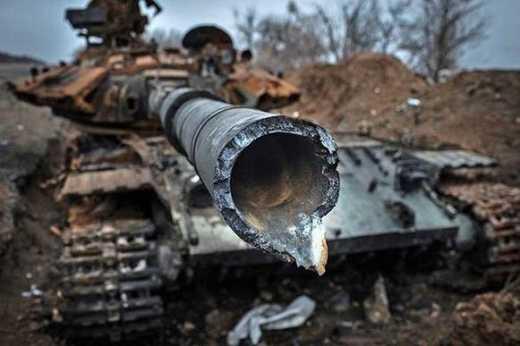Перемирию конец? Российские террористические войска начали наступление на Пески