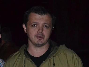 Семенченко договорился с боевиками про доставку продуктов в ДНР?