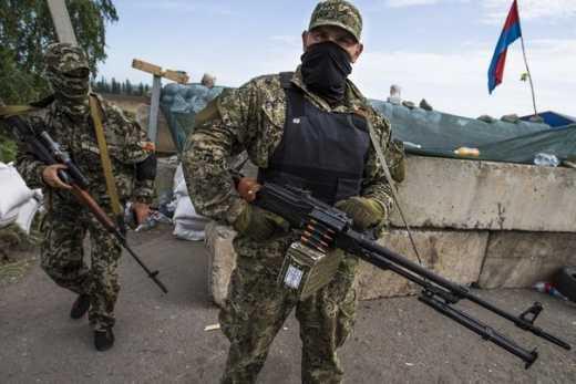Эпидемия «Французского насморка» зачищает Донбасс от оккупационно-террористических войск РФ